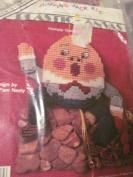 Humpty Dumpty Circus Plastic Canvas Needlepoint Kit BS128HD