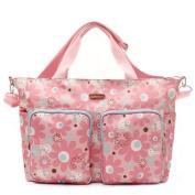 YoYo Baby Nappy Bag Travel Backpack Handbag Shoulder Bag Printing Purse