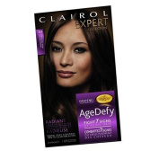 Clairol Age Defy Expert Collection 3.5 Darkest Brown 1 Kit by Clairol