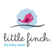 Little Finch Dry Baby Wipes