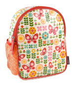 Petit Collage Toddler Backpack, Butterflies