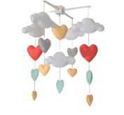 DIY Nursery-Mobiles For Crib Decorations, Baby Crib Mobile Toy