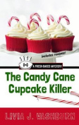 The Candy Cane Cupcake Killer [Large Print]