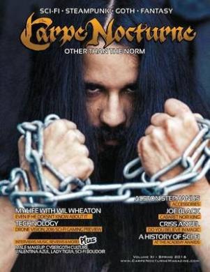 Carpe Nocturne Magazine Spring 2016: Volume XI Spring 2016