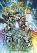 Thor and Loki (Norse Myths