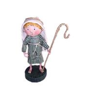 Lori Mitchell Nativity Little Shepherd Boy