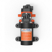 SEAFLO 12v Diaphragm Water Pressure Pump 3.8 LPM 1.0 GPM 40 PSI for Caravan/RV/Boat/Marine