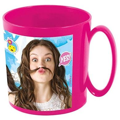 Soy Luna Disney Taza Mug Cup Microwave Microondas 36cl Original Official