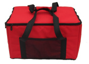 PACKIR Pizza delivery bag, Food take out bag, Take out box, Insulated Pizza box 43cm - 25cm -25cm