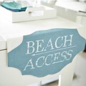 Harman Table Runner 18x60 w Beach Access