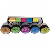 Lindy's Stamp Gang Magical Flat Set, 5ml, Caribbean Cruise, 5-Pack