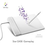 XP-Pen G430 OSU Tablet Ultrathin Graphic Tablet 10cm x 7.6cm Digital Tablet Drawing Pen Tablet for osu!