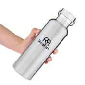 RicoRich Double Walled Vacuum Insulated Stainless Steel Sports Water Bottles,Travel Hydration Thermoses Bottle,BPA Free,26oz(750ml)