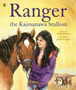 Ranger the Kaimanawa Stallion by Kelly Wilson