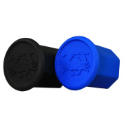 East Coast Dyes (2-Pack) High Performance Lacrosse Shaft End Caps Assorted Colours