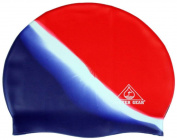 Water Gear Jazz Silicone Swim Cap