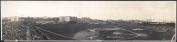 c1910 American League Park, New York 90cm Vintage Panorama photo
