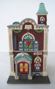 Department 56 Heritage Village Collection ; Christmas in the City Series ; Arts Academy #5543-3