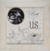 The Grandparent Gift Best of Us Reveal Frame