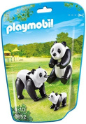 Playmobil - Zoo Theme - Panda Family