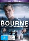 The Bourne Quadrilogy (DVD/UV) [Region 4]