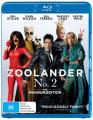 Zoolander 2 Blu-ray  [Region B] [Blu-ray]