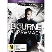 The Bourne Supremacy DVD  [Region 4]