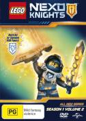 LEGO Nexo Knights Season 1 Volume 2  [Region 4]