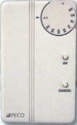 Peco SP155-065 Trane Compatible Zone Sensor, White