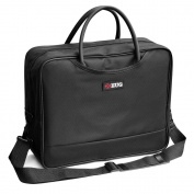 CAIWEI Shoulder Bag for Projector Storage Carry and Accessories Water Resistant Electronic Laptop Business Organiser