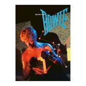 David Bowie Let's Dance Postcard