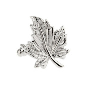 Covink Maple Leaf Cufflinks for the Maple City Acer Leaf Leaves Cuff