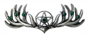 Spirit Of The Forest - Hengeband by Briar for Adventure and Bravery - Adjustable to use as Necklace, Choker, Tiara, Garter etc