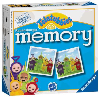 Ravensburger Teletubbies Mini Memory