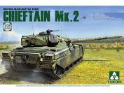 Takom 1/35 Chieftain Mk 2 British Main Battle Tank # 02040