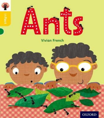 Oxford Reading Tree inFact: Oxford Level 5: Ants (Oxford Reading Tree inFact)