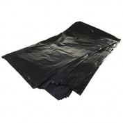 10 Extra Large Commercial Strong Heavy Duty Wheelie Bin Bag Liners Sacks Black