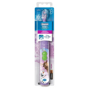 Oral-B Stages Power Kids Disney Frozen Battery Toothbrush With Timer App