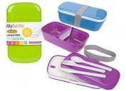 MyBento No3 Two Tier Lunch Box