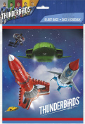 Thunderbirds Party Bags, Pack of 8