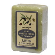 "Marseille soap, 260ml, all natural vegetable oils, ""sans parfum"""