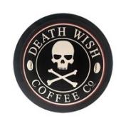 Death Wish Highly Caffeinated Body Cream by RAD Soap Co. 120ml