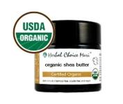 Herbal Choice Mari Organic Shea Butter 100ml/ 3.4oz Jar