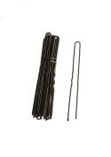 7.6cm Jumbo Form Pins - black