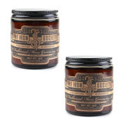 The Iron Society Old Fashioned Men's Grooming Aid Hair Pomade - 2 Pack!
