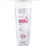 Delia Cosmetics Dermo System Micellar Face Cleansing Gel