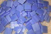 1.3cm Sky and Ocean Blue Stained Glass Mosaic Tiles