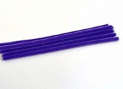 Trimits ST37 | Purple Chenille Jumbo Pipe Cleaners | 12mm x 30cm | 50 pack