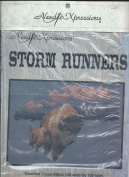 Needle Xpressions Storm Runners 130 wide by 100 high