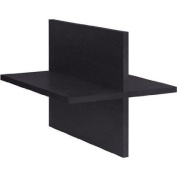 Better Homes and Gardens Cube Storage Shelf, Quad, Multiple Colours 'SOLID BLACK'